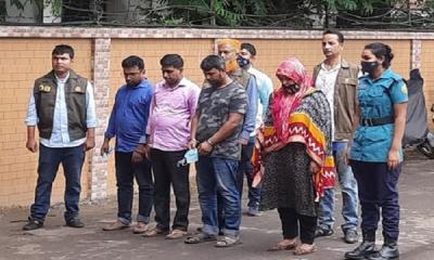 ঢাকা ব্যাংকের ভল্ট থেকে টাকা উধাও : কারাগারে ব্যাংকের দুই কর্মকর্তা