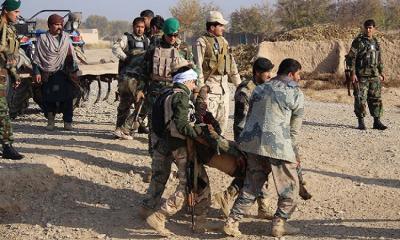 আফগানিস্তানে রক্তক্ষয়ী যুদ্ধে ৯৬৭ তালেবান যোদ্ধা নিহত