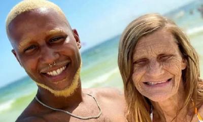 যুক্তরাষ্ট্রে ৬১ বছরের নারীর সঙ্গে ২৪ বছরের তরুণের বিয়ে