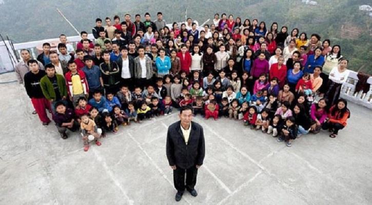 ৩৮ স্ত্রী ও ৮৯ সন্তান রেখে না ফেরার দেশে জিয়োনা চানা